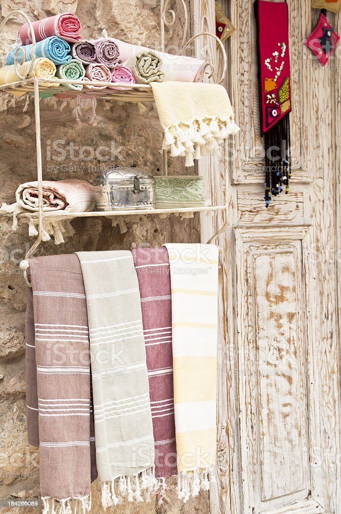 Loin Cloth stock photo