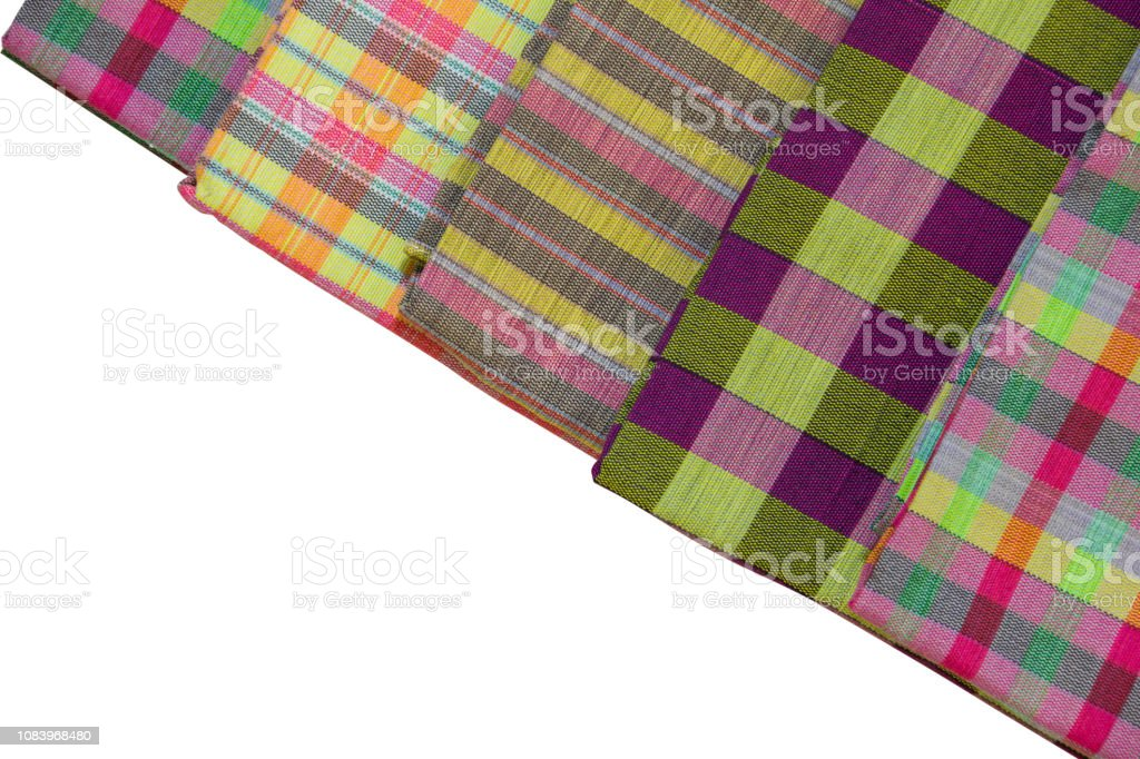 loincloth pattern for background stock photo