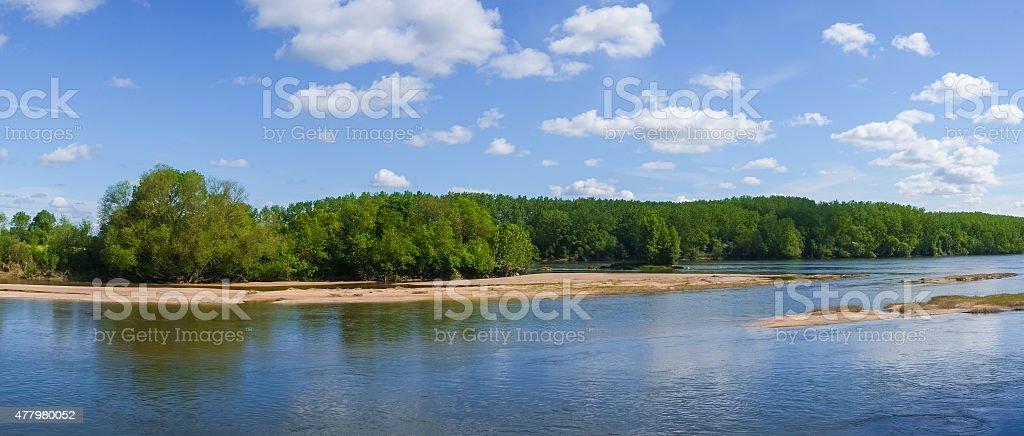 Loire stock photo
