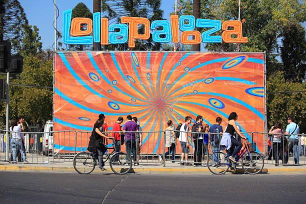 Lollapalooza-Chile – Foto