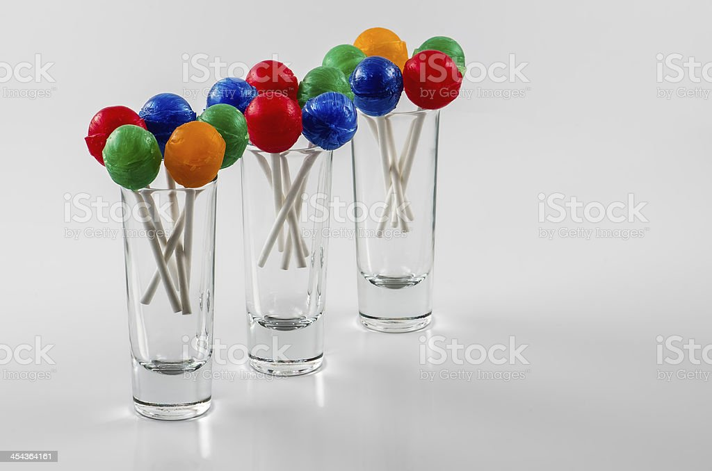 Lollipops 09 royalty-free stock photo