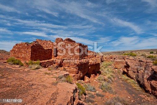 Lomaki Pueblo, meaning the