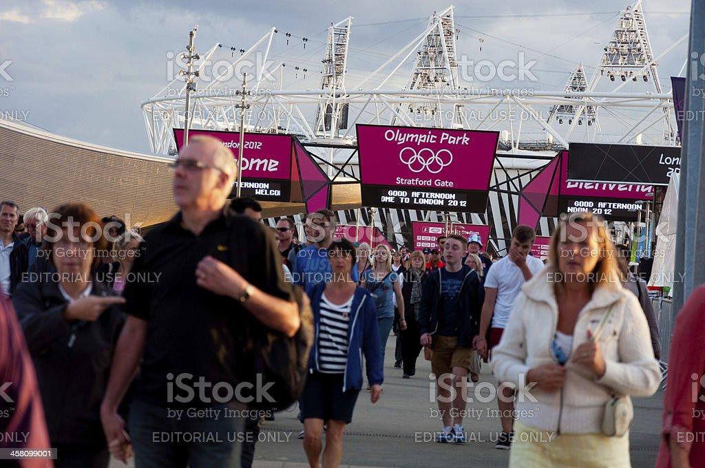 2012 年ロンドンオリンピックパ...