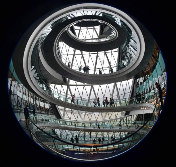 Architektur Londons – Foto