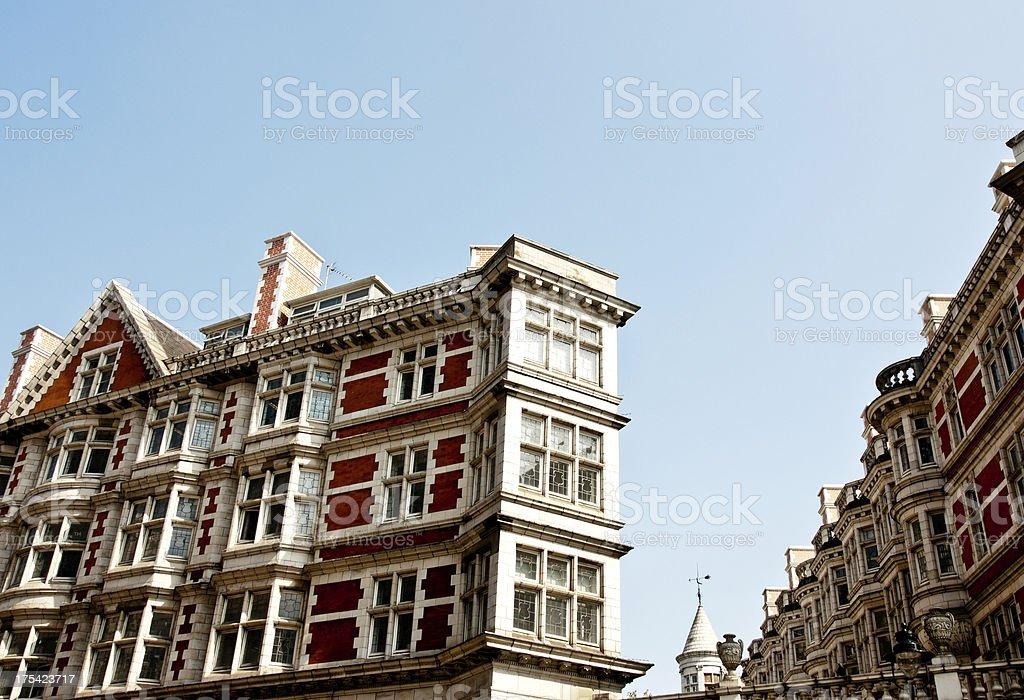 london architecture: sicilian avenue stock photo