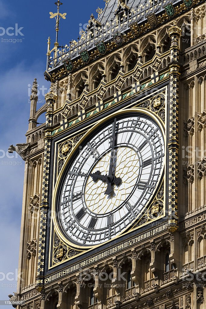 London. Big Ben royalty-free stock photo