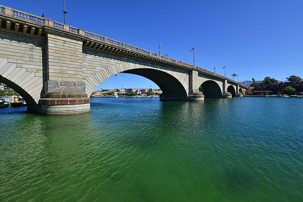 London Bridge in Lake Havasu in Arizona – Foto