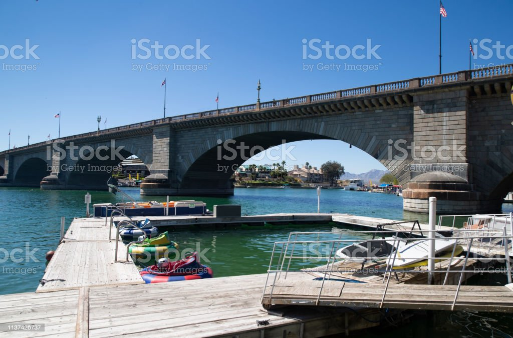 London Bridge At Lake Havasu Stock Photo Download Image Now Istock