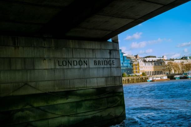 London Bridge, England UK stock photo