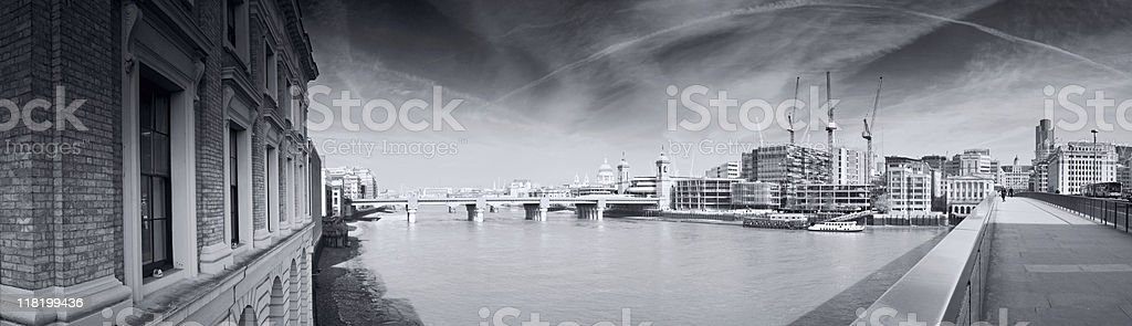 London Bridge. royalty-free stock photo