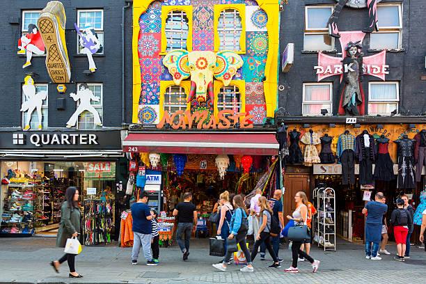 London, Camden Market – Foto
