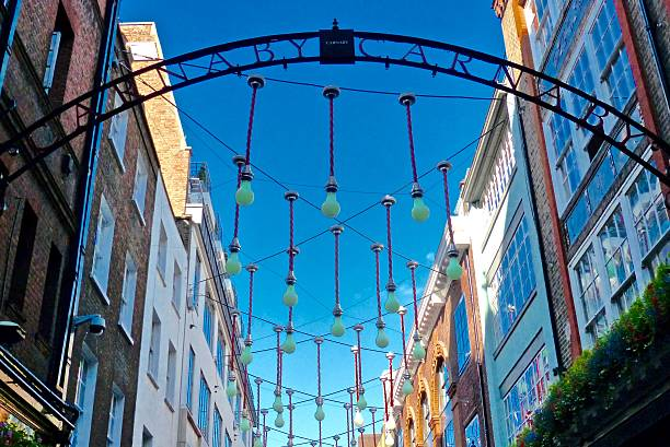 Londres - Carnaby Street Carnaby Street carnaby street stock pictures, royalty-free photos & images