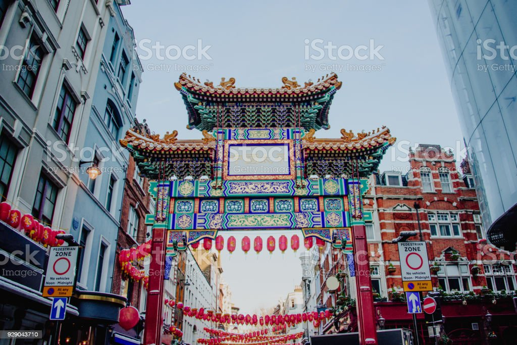 Chinatown London – Foto