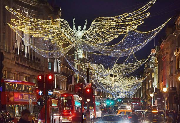 London Christmas Angels – Foto