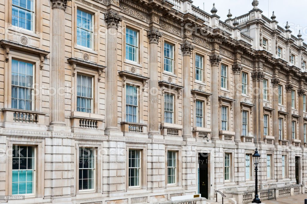 London city architecture - Cabinet Office stock photo