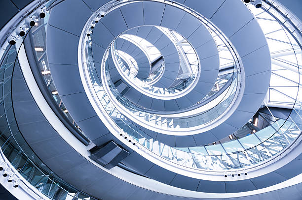 London City Hall spirale - Photo