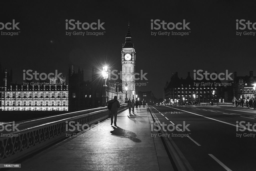 London  - city of westminster royalty-free stock photo