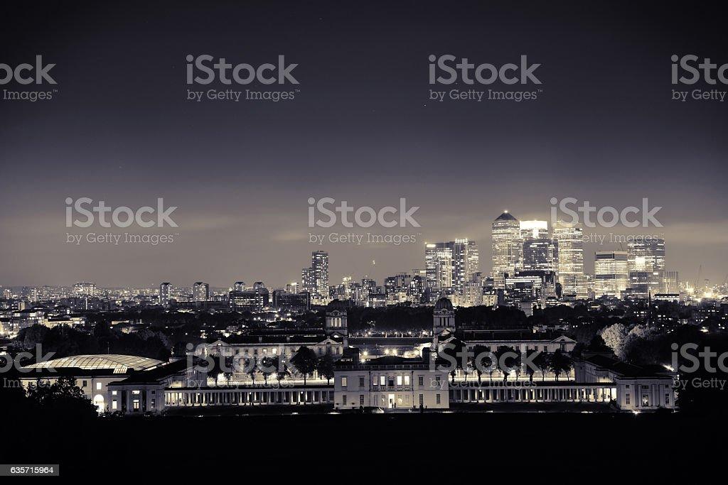 London cityscape royalty-free stock photo