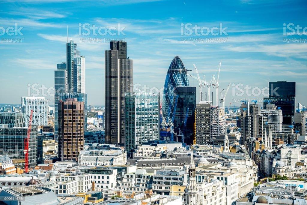 London Skyline – Foto