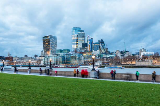 London Cityscape, United Kingdom – zdjęcie