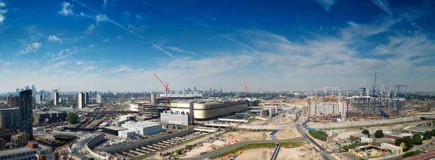 London Stadt, der städtischen Wiederbelebung, 2012-Sportveranstaltung – Foto