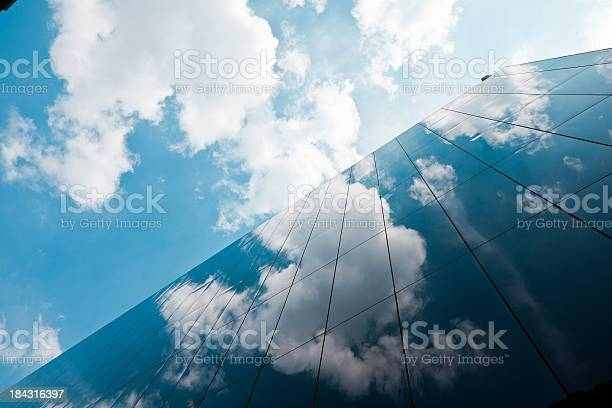 London Corporate Buildings Stock Photo - Download Image Now