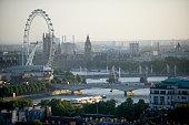 London England City Scape