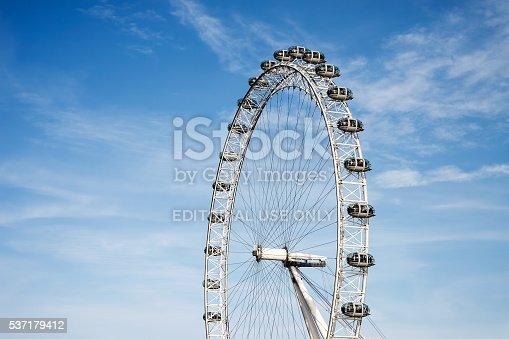 istock London Eye Ferris Wheel, London. UK 537179412