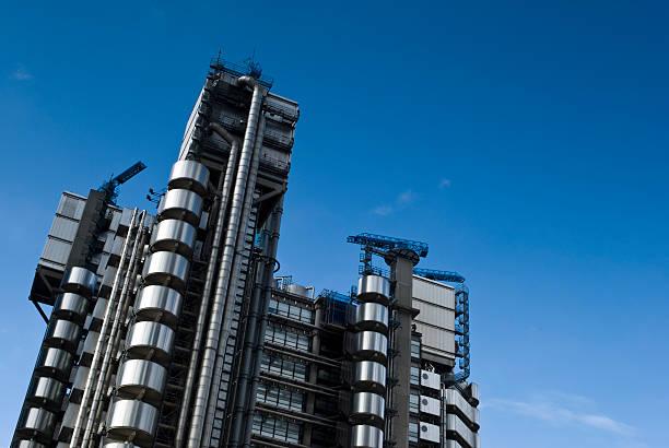 London Financial Wolkenkratzer – Foto