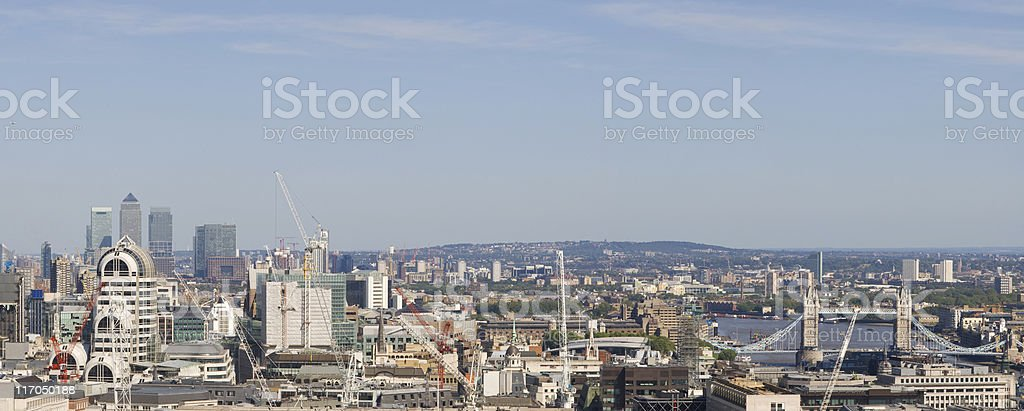 London highlights. royalty-free stock photo
