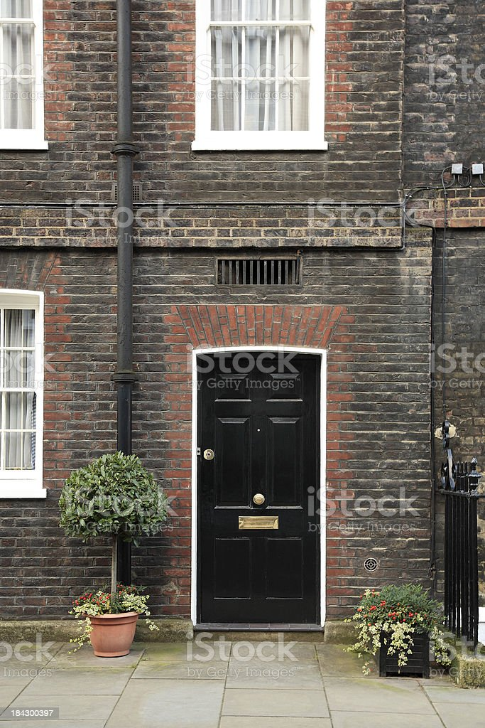 London house Lizenzfreies stock-foto
