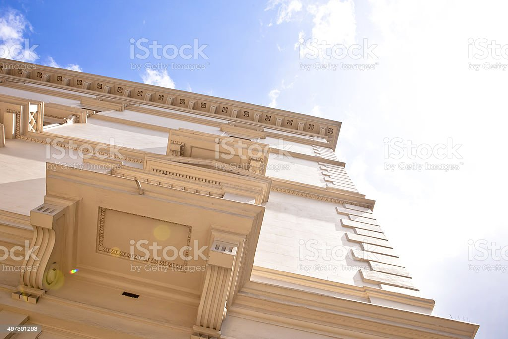 London house stock photo