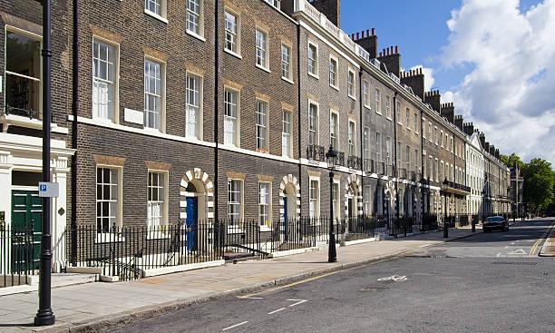 London Häuser – Foto