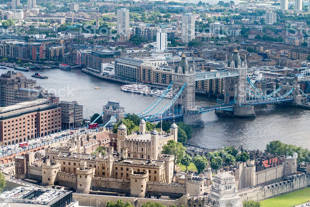 London in England, UK stock photo