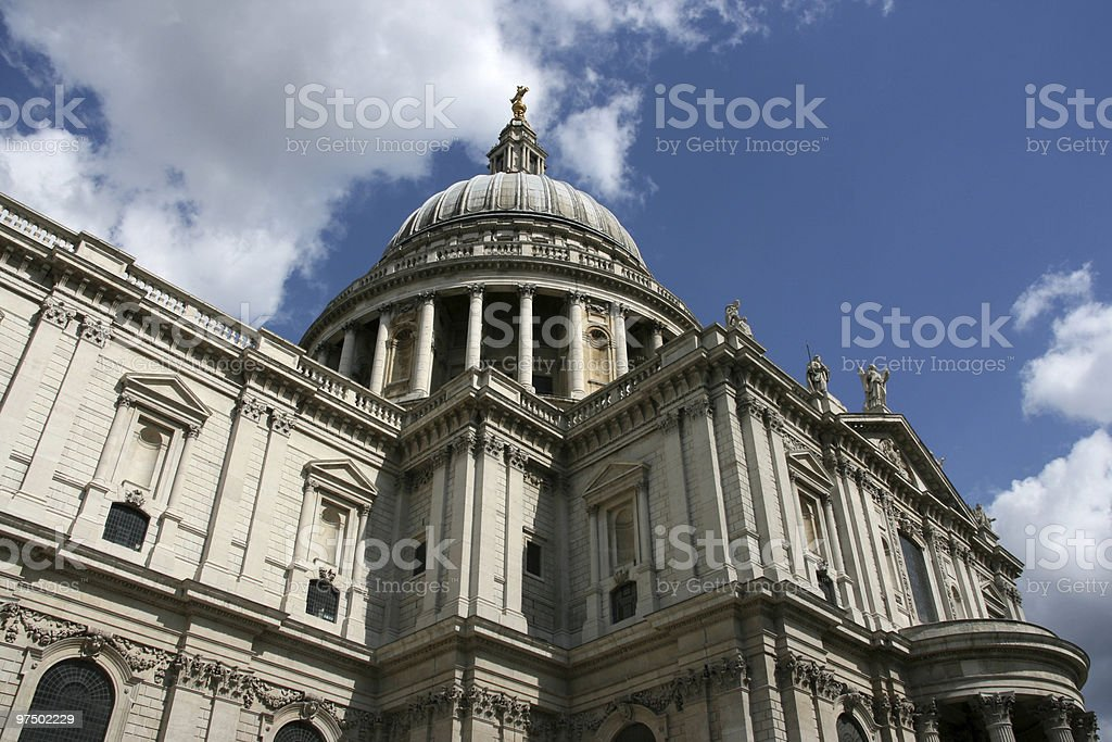 London landmark royalty-free stock photo
