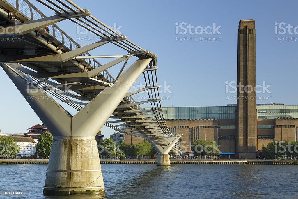 London Landmarks stock photo