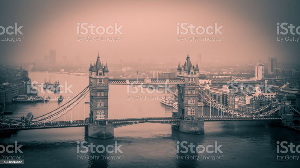 London Landmarks stock photo