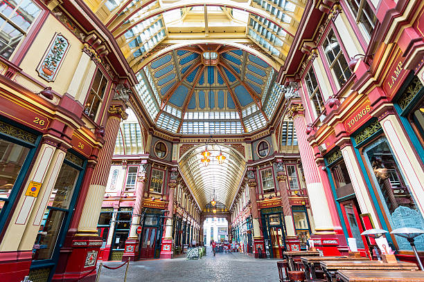 London, Leadenhall Market – Foto