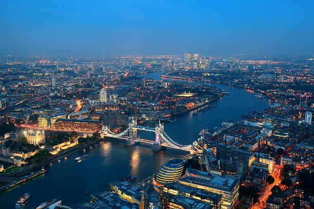 London bei Nacht – Foto