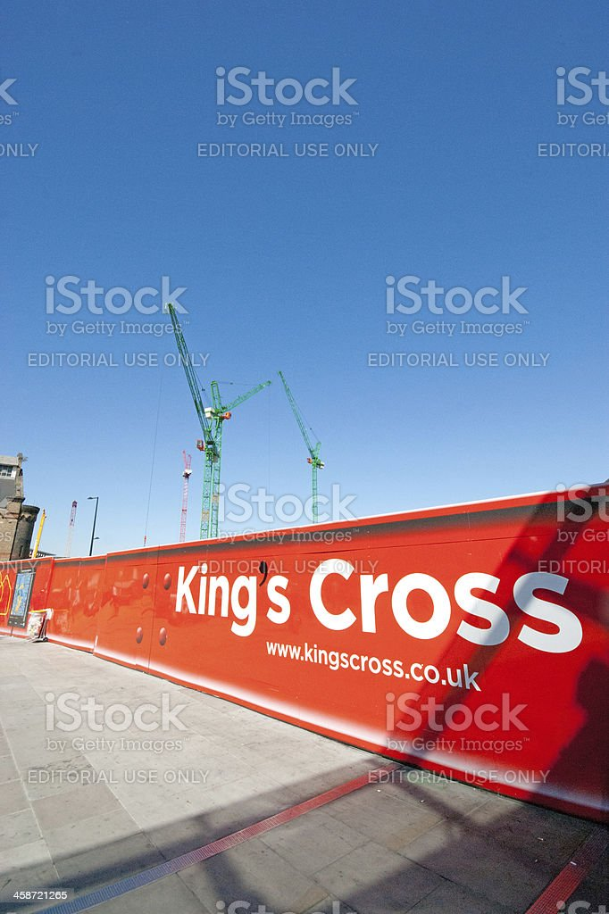 London Olympics banners royalty-free stock photo