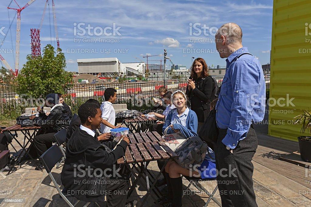 London Olympics royalty-free stock photo