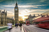 istock London on the move 155445312