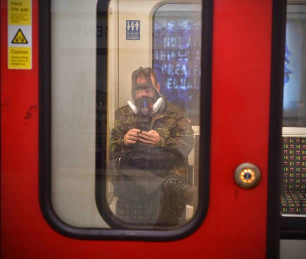 Londoner Pandemie – Foto