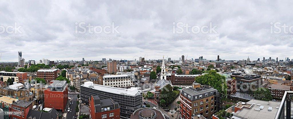 Panorama de Londres - Photo
