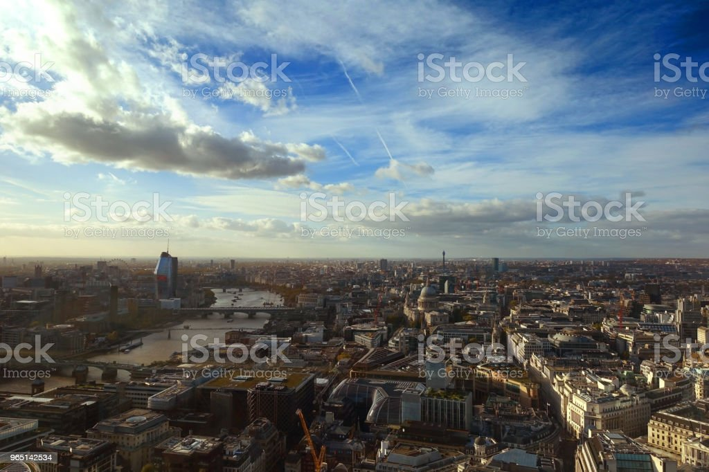 London panorama zbiór zdjęć royalty-free