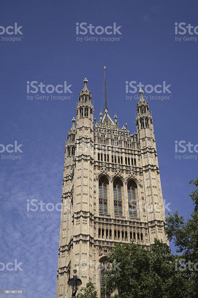 London: Parliament royalty-free stock photo