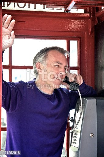 istock London Phone Box 171252916