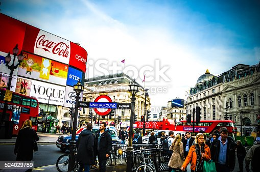 istock London Picadilly during daytime 524029789