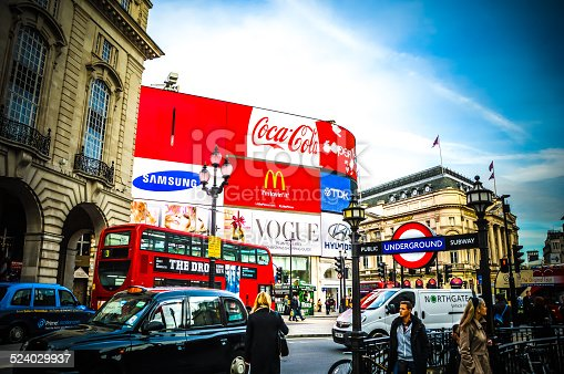 istock London Picadilly during daytime 524029937