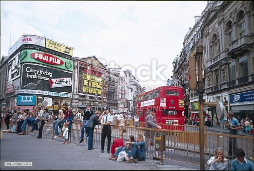 istock London, Piccadilly Circus VII 628923838